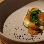 Gris - 牡蠣、菊芋、さつまいも