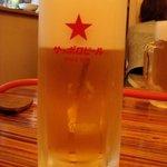 幸もつ料理 - ドリンク写真:ビール