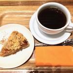 63620111 - コーヒー&アップルパイ