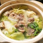 かこも - 和牛の小鍋は美味い\(^_^)/