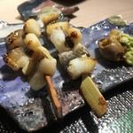 第三春美鮨 - 穴子白焼き