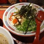 ラー麺ずんどう屋 - つけ麺