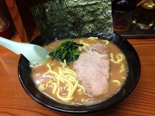 らーめん家せんだい 横浜橋店 - らーめん(醤油)680円