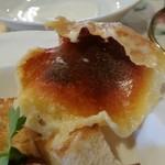 Cannery  Row - パリッとしたチーズも香ばしくて美味しい♪