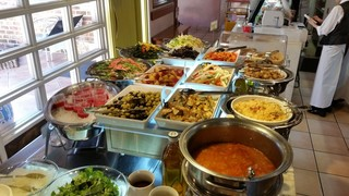 Cannery  Row 八王子店 - これだけで満足できそうな「前菜バイキング」