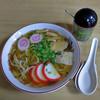 河崎屋 うどん店 - 料理写真:中華そば