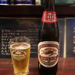 63627149 - 瓶ビール小(400円)