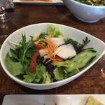 日本橋レオン - 【ランチ】サラダ付き・大盛り選択