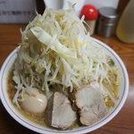 ラーメン大 - ラーメン 野菜増し 600円