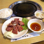 厚真園 - サガリ定食