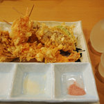 6363735 - おまかせ海鮮串とお酒(追加1合)