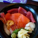 63630860 - 海鮮丼1200円