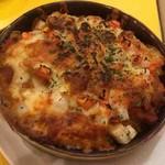 サクラカフェ&レストラン 池袋 - 季節の野菜とチキンの焼きカレー