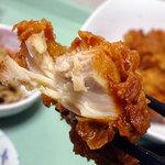 せんちゃん - 料理写真:から揚げ定食650円