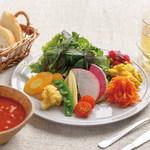 サラダ&デリランチ-Salad & Deli