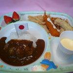 善米食堂 - お子様ランチ