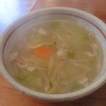キッチン・オバサン - セットの「味噌汁」