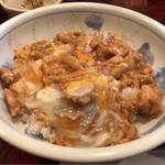 板前料理感菜 - 親子丼 1200円。