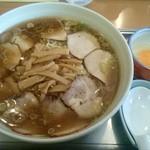 63642243 - チャーシュー麺生卵付き……1340円((((;゜Д゜)))