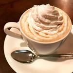 ラドリオ - ウィンナーコーヒーが旨旨!