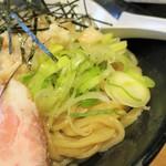 麺勇軒 - 刻みねぎ