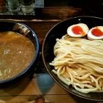 赤羽京介 - 京介つけ麺❗味玉トッピング‼