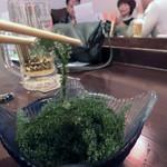くぼちよ - 海ぶどう(680円)