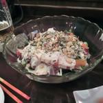 くぼちよ - くぼちよサラダ(680円)
