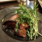 ワインが大好きな お肉屋さんちの炭火焼きイタリアン GAZZO -