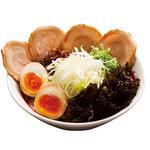 初代 哲麺 - 全部のせラーメン