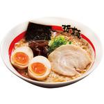 初代 哲麺 - 味玉ラーメン