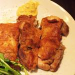 Koume - 地鶏もも肉のコンフィ