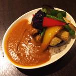 Koume - 杉本彩のレシピ 〆のKoumeカレー