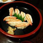 Sapporokaniya - (2016.12)カニ寿司
