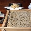 萬乃助 - 料理写真:げそ天板そば(1296円)