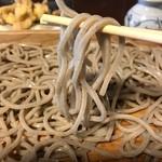 萬乃助 - これが中太麺