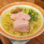 麺屋 Somie's - 柚子香る塩ラーメン