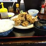 大盛り食堂 わいわい亭 - 料理写真: