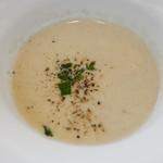 Cucina del NABUCCO - ゴボウのクリームスープ