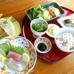 馳走家 こいこい本店 - 料理写真:桜コース(平日1,620)