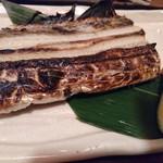 63655541 - 太刀魚塩焼き