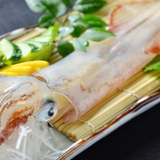 鮮度抜群!唐津近郊で獲れた鮮魚をご堪能ください☆