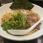 63658236 - 牛麺醤油味 800円