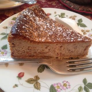 北浜レトロ - チーズケーキアップで