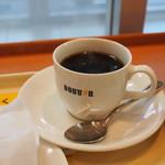 ドトールコーヒーショップ - ブレンドコーヒーS