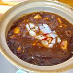 ゆうき屋 - 麻婆豆腐【料理】