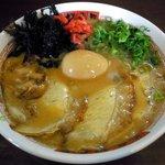 三条望月家 - 豚味噌ラーメン800円