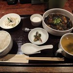 6366320 - 日替わり定食(麻婆茄子) 800円