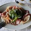 イタリア産生ハムサラミの盛り合わせ
