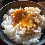 63660107 - 〆は卵かけごはん♡